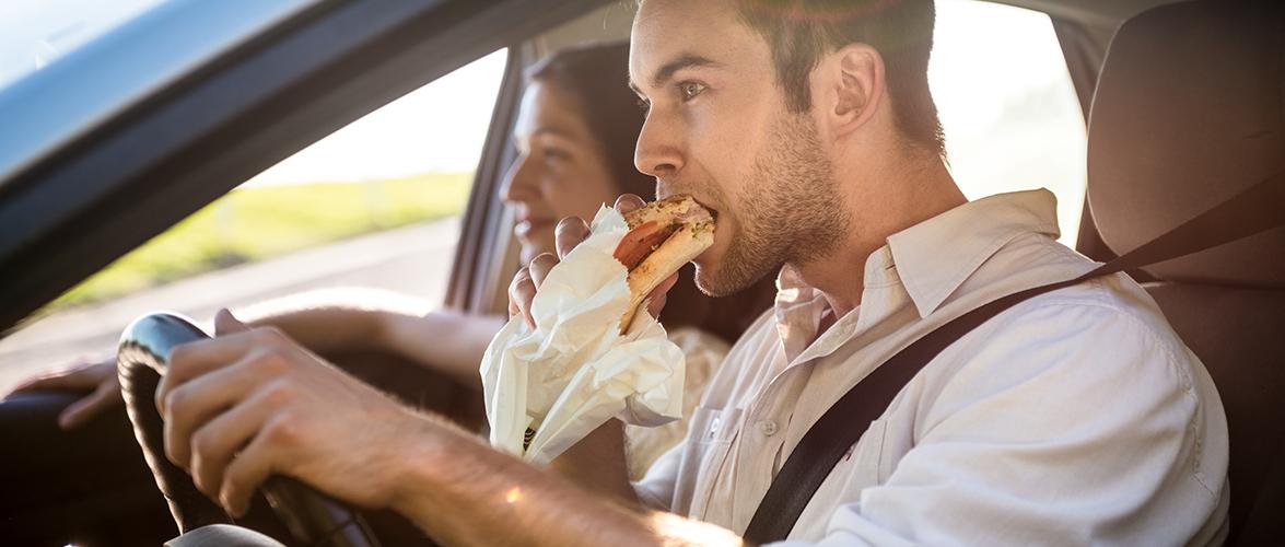 Bien manger sur la route