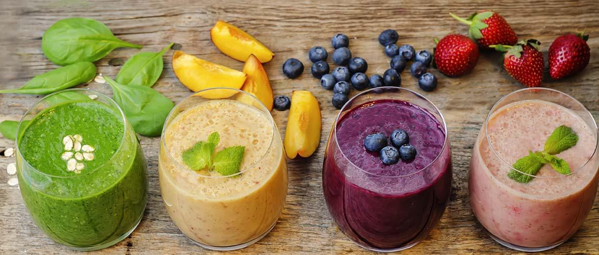 Le smoothie, boisson rafraîchissante santé?