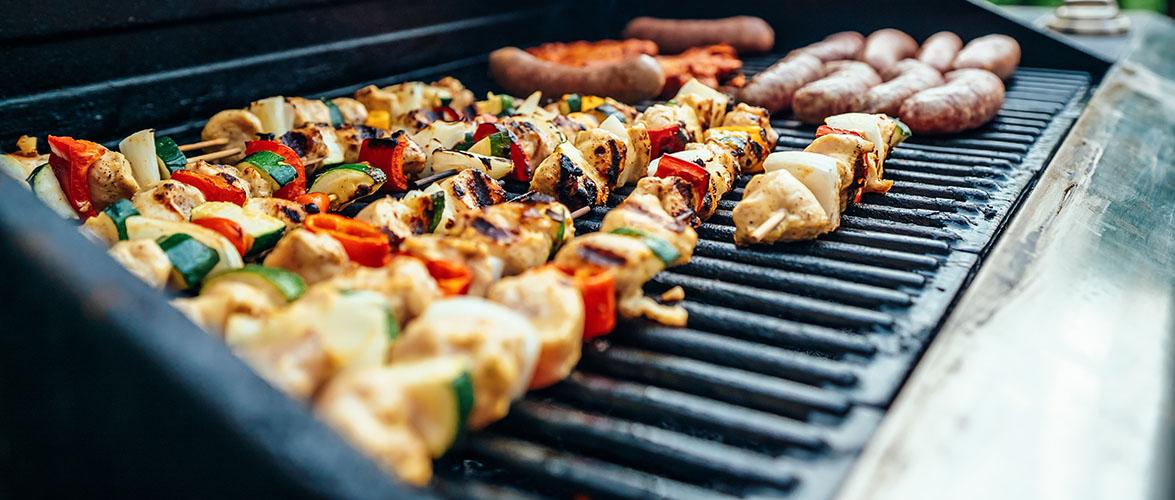 5 idées coup de cœur à cuisiner sur votre barbecue