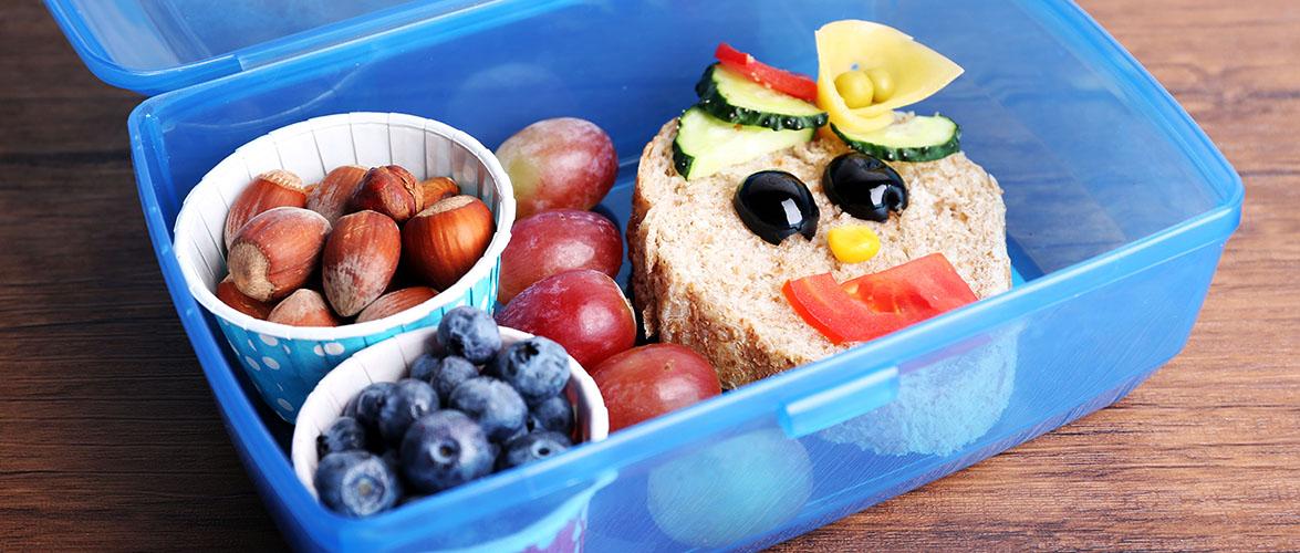 5 astuces pour se réconcilier avec la préparation des lunchs!