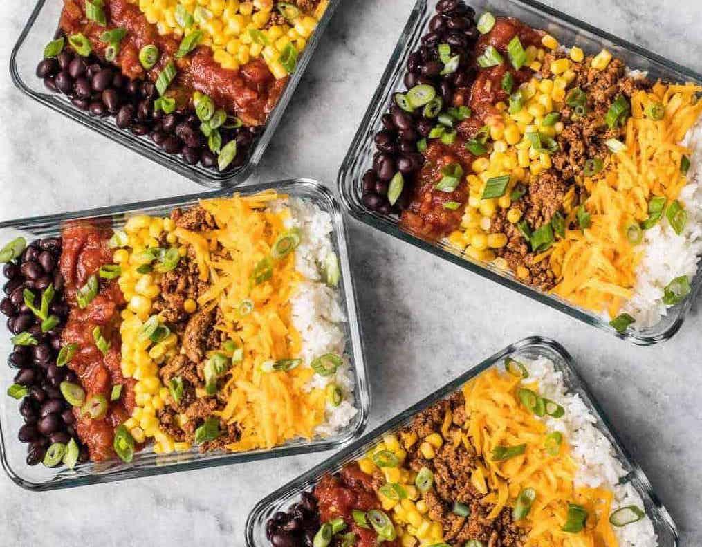 Recette mexicaine : le bol burrito!